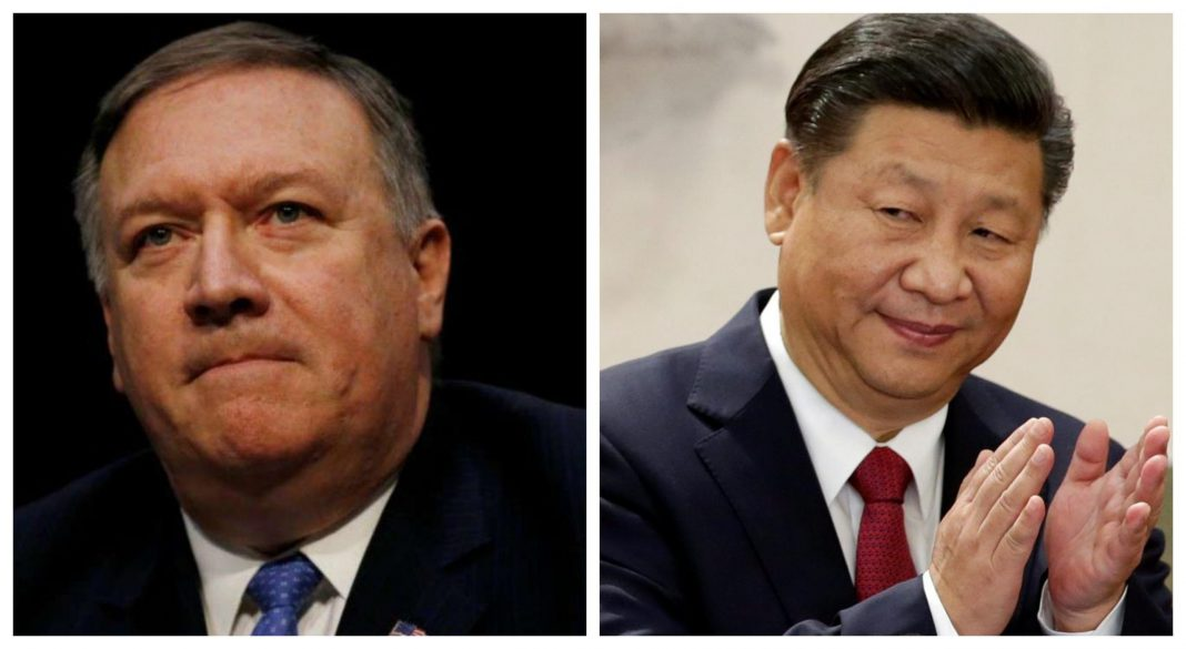 China slaps sanctions on Pompeo, Navarro, other top Trump administration officials