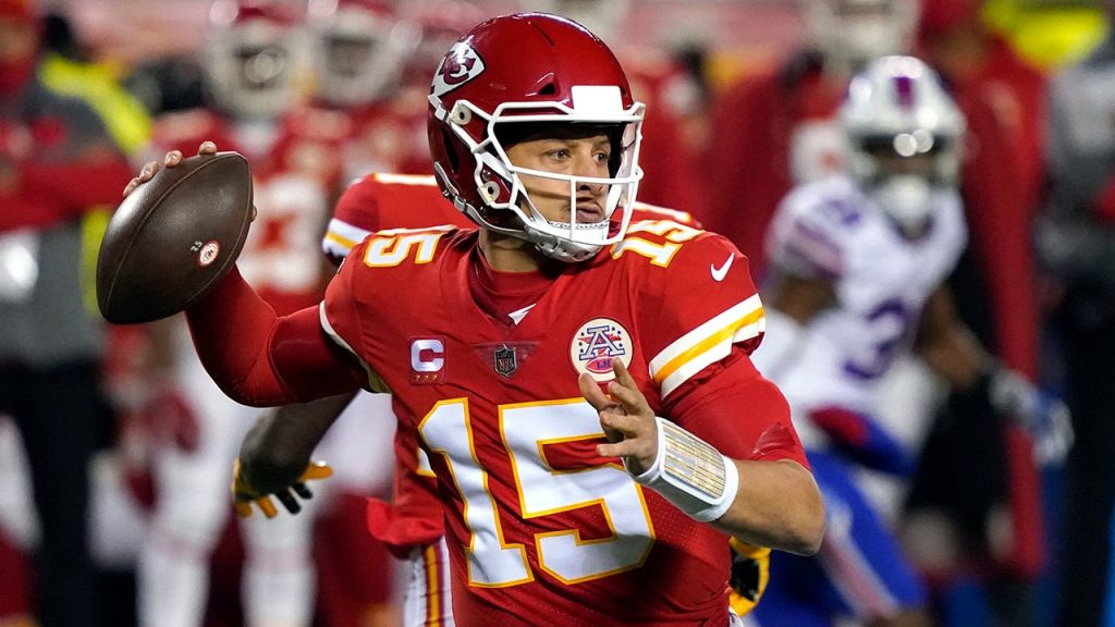 Patrick Mahomes back in the Super Bowl but an all-time great stands in his way
