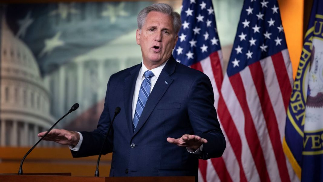 Russia, China benefiting from a Biden presidency, not America: Rep. McCarthy
