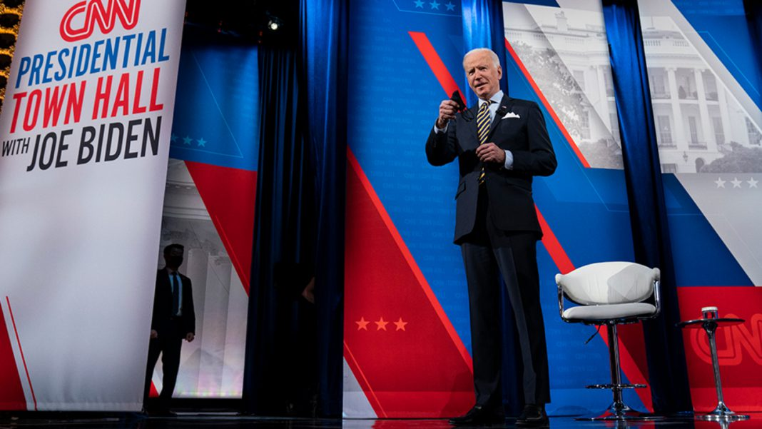 Biden takes heat for 'different norms' remark while discussing China, human rights